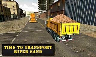 River Sand Excavator Simulator скриншот 2