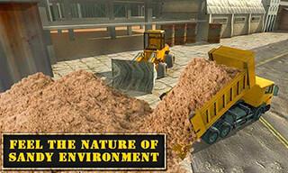 River Sand Excavator Simulator скриншот 3