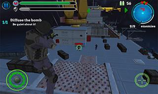 SWAT Team: Terrorist Syndicate скриншот 3