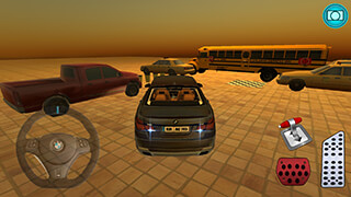Real Car: Simulator Game скриншот 2