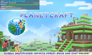 PlanetCraft скриншот 1