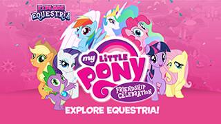 My Little Pony: Celebration скриншот 1