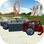 Crash Car Driving иконка