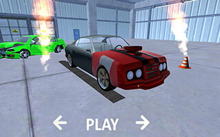 Crash Car Driving скриншот 3