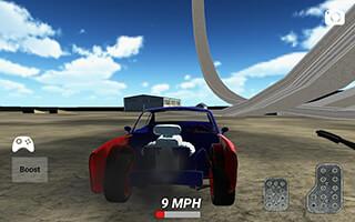 Crash Car Driving скриншот 4