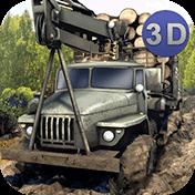Logging Truck Simulator 3D иконка