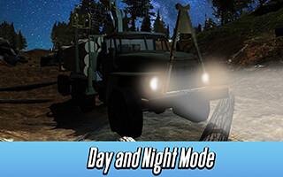 Logging Truck Simulator 3D скриншот 2