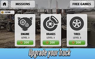 Logging Truck Simulator 3D скриншот 4