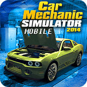 Car Mechanic Simulator 2014 иконка