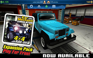 Car Mechanic Simulator 2014 скриншот 1