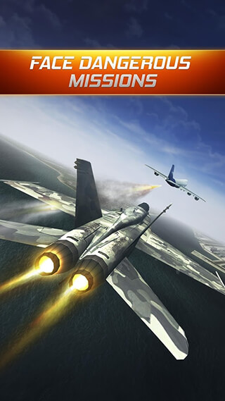 Flight Alert Simulator 3D Free скриншот 2
