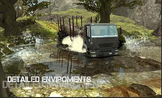 Truck Simulator : Offroad скриншот 1