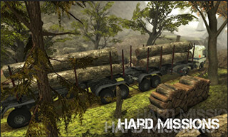 Truck Simulator : Offroad скриншот 2