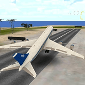 Flight Simulator: Fly Plane 3D иконка