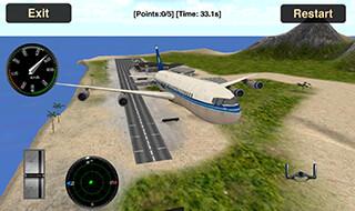 Flight Simulator: Fly Plane 3D скриншот 1