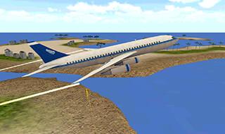 Flight Simulator: Fly Plane 3D скриншот 3