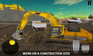 Dumper Truck: Driver Simulator скриншот 1