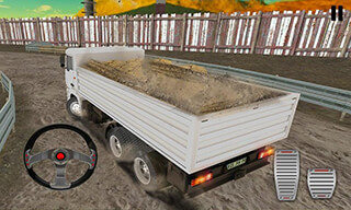 Dumper Truck: Driver Simulator скриншот 3