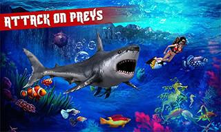 Angry Shark 2016 скриншот 3
