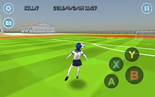 High School Simulator GirlA скриншот 2