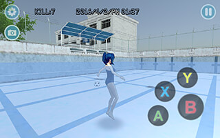 High School Simulator GirlA скриншот 4
