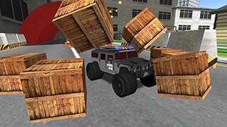 Police Car Driving Training скриншот 1
