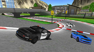 Police Car Driving Training скриншот 2