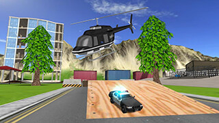 Police Car Driving Training скриншот 3