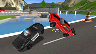 Police Car Driving Training скриншот 4