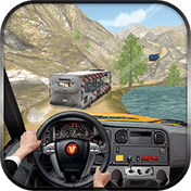 Off Road Tourist Bus Driving иконка