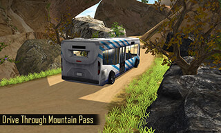 Off Road Tourist Bus Driving скриншот 4