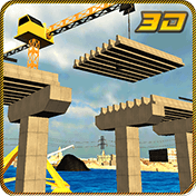 Bridge Builder: Crane Operator иконка