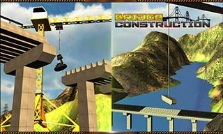 Bridge Builder: Crane Operator скриншот 3