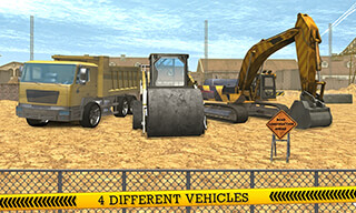 City Construction Road Builder скриншот 1