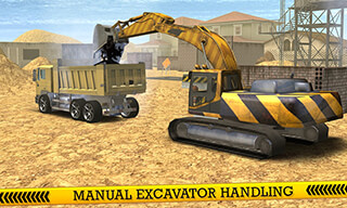 City Construction Road Builder скриншот 2