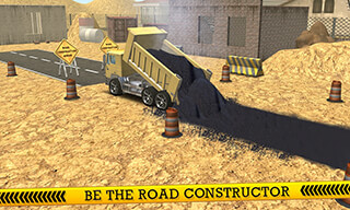 City Construction Road Builder скриншот 3