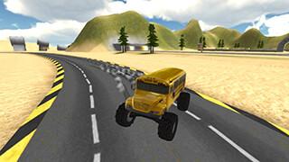 Truck Driving Simulator 3D скриншот 2