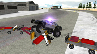 Truck Driving Simulator 3D скриншот 4