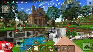 World of Craft: Survival Build скриншот 1