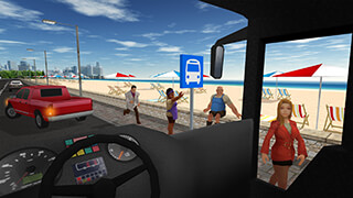 Bus Simulator скриншот 3