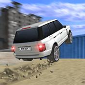 Parking Game SUV иконка