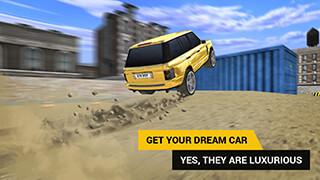 Parking Game SUV скриншот 1