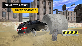 Parking Game SUV скриншот 3