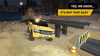 Parking Game SUV скриншот 4
