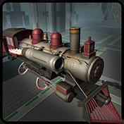 Flying Train Simulator 3D Free иконка