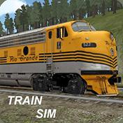 Train Sim иконка