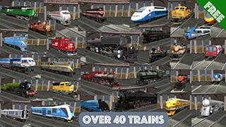 Train Sim скриншот 1