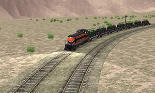 Train Sim скриншот 2