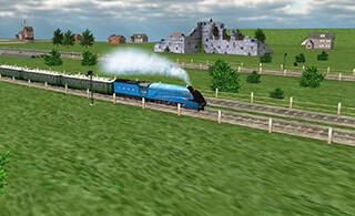 Train Sim скриншот 3