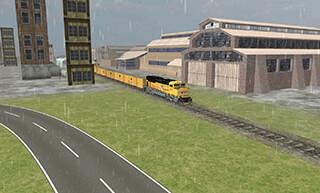 Train Sim скриншот 4